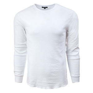 Rib Long Sleeve Fitted - Rich Cotton