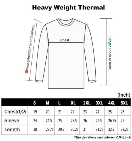 Heavy Weight Thermal Waffle Shirt - Rich Cotton