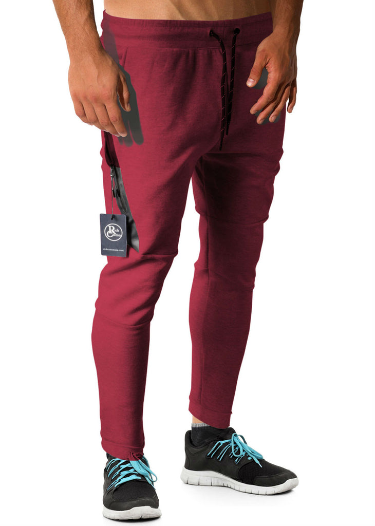 Tech Fleece Jogger Burgundy