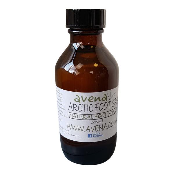 Avena Arctic Foot Spa Natural Foot Soak 100ml