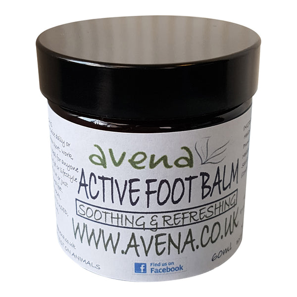 Avena Soothing and Refreshing Active Foot Balm 60ml