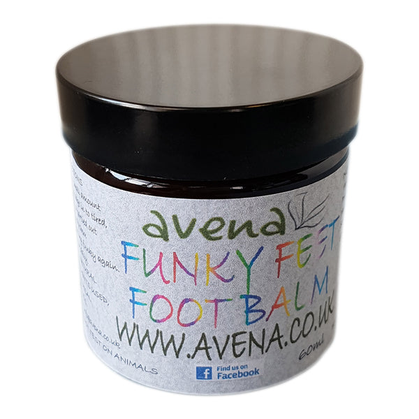 Avena Revitalising Funky Feet Foot Balm 60ml