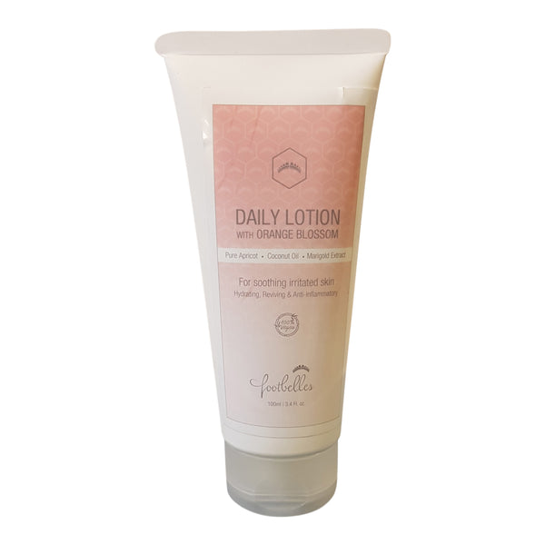 Organic Daily Foot Lotion