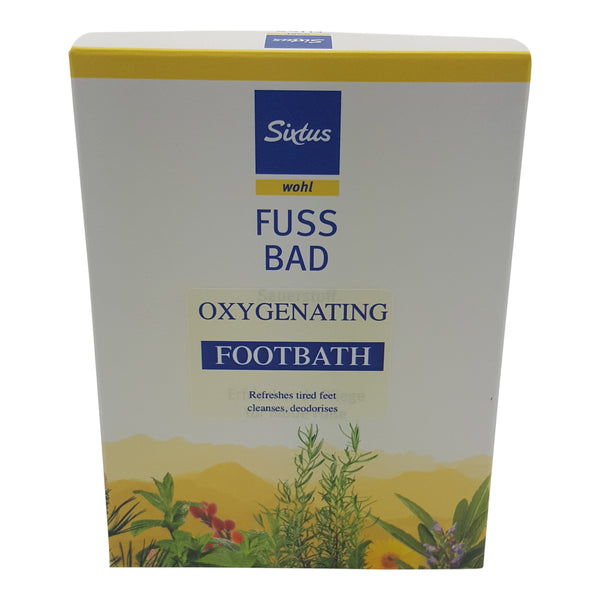 Sixtus Oxygenating Footbath