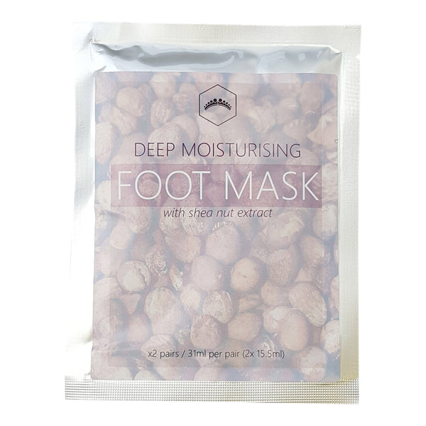 Footbelles Deep Moisturising Foot Mask