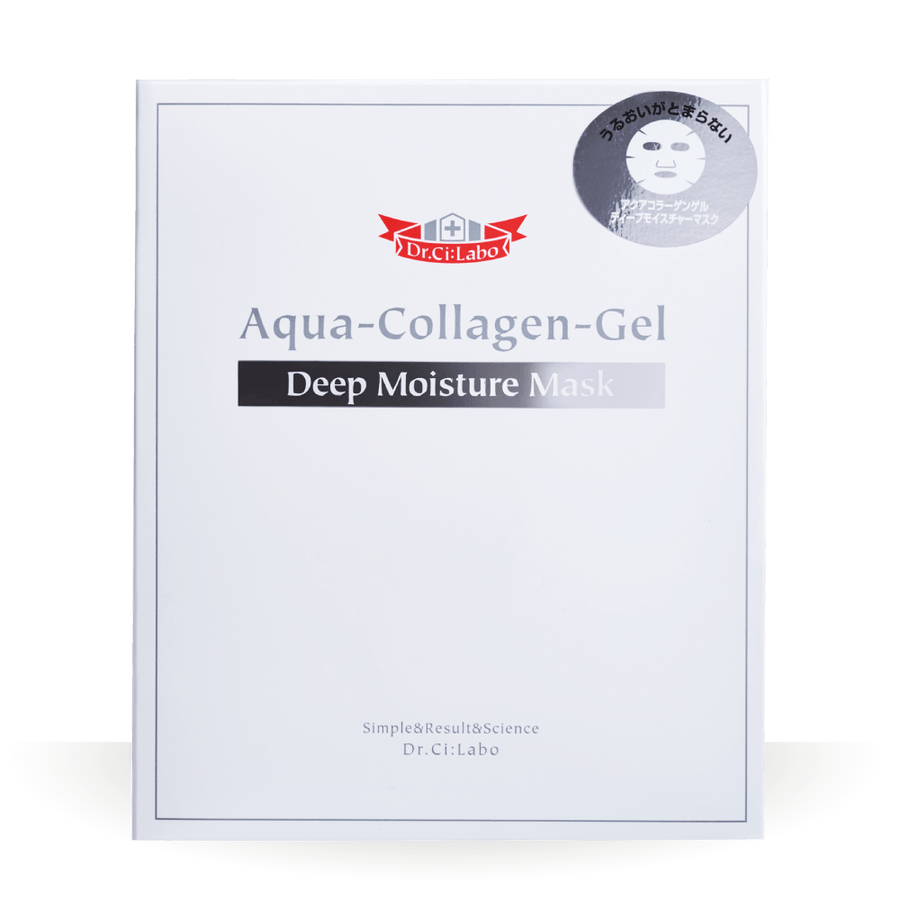 Aqua Collagen Gel Deep Moisture Mask
