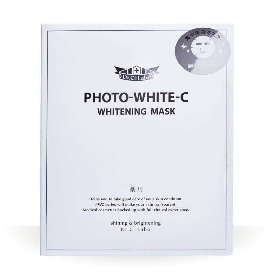 Photo-White-C Whitening Mask