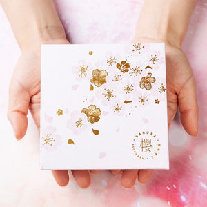 Sakura Bloom 18K Gold Plated Bookmark | The Washi Tape Shop. Beautiful Washi and Decorative Tape For Bullet Journals, Gift Wrapping, Planner Decoration and DIY Projects