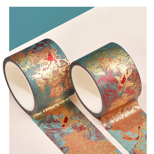 Tenohira Gilded Washi Tape Set | The Washi Tape Shop. Beautiful Washi and Decorative Tape For Bullet Journals, Gift Wrapping, Planner Decoration and DIY Projects