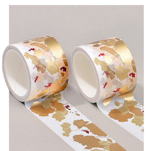 Tenohira Koi Gilded Washi Tape Set | The Washi Tape Shop. Beautiful Washi and Decorative Tape For Bullet Journals, Gift Wrapping, Planner Decoration and DIY Projects