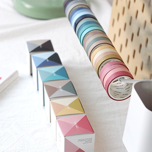 24 Piece Daily Color Washi Tape Set - The Washi Tape Shop