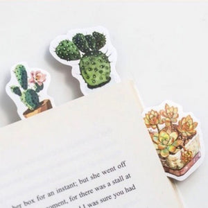 50 Piece Succulents Delight Planner Stickers | The Washi Tape Shop. Beautiful Washi and Decorative Tape For Bullet Journals, Gift Wrapping, Planner Decoration and DIY Projects