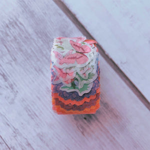Summer Scent Washi Flower Petal Set | The Washi Tape Shop. Beautiful Washi and Decorative Tape For Bullet Journals, Gift Wrapping, Planner Decoration and DIY Projects