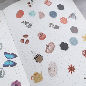 13 Piece Custom Washi Contest Design Set