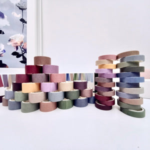 12 Piece Retro Nostalgia Washi Tape Set | The Washi Tape Shop. Beautiful Washi and Decorative Tape For Bullet Journals, Gift Wrapping, Planner Decoration and DIY Projects