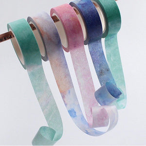 Milky Way Galaxy Washi Tape 15mmx7m - The Washi Tape Shop