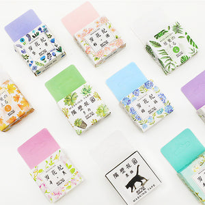 All About Succulents Washi Tape 15mmx7m | The Washi Tape Shop. Beautiful Washi and Decorative Tape For Bullet Journals, Gift Wrapping, Planner Decoration and DIY Projects