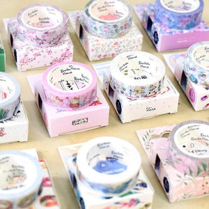 Water's Bend Washi Tape 15mmx7m | The Washi Tape Shop. Beautiful Washi and Decorative Tape For Bullet Journals, Gift Wrapping, Planner Decoration and DIY Projects