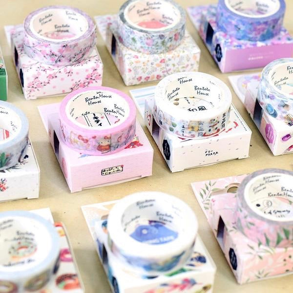 Splash of Lavender Washi Tape 15mmx7m | The Washi Tape Shop. Beautiful Washi and Decorative Tape For Bullet Journals, Gift Wrapping, Planner Decoration and DIY Projects