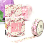 Sakura of Kyoto Washi Tape 15mmx7m - The Washi Tape Shop