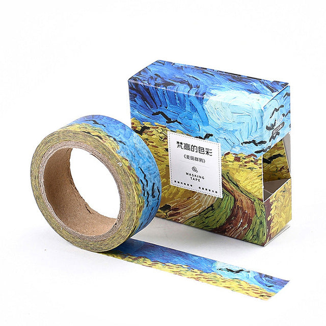 Crows Washi Tape 15mmx7m | The Washi Tape Shop. Beautiful Washi and Decorative Tape For Bullet Journals, Gift Wrapping, Planner Decoration and DIY Projects