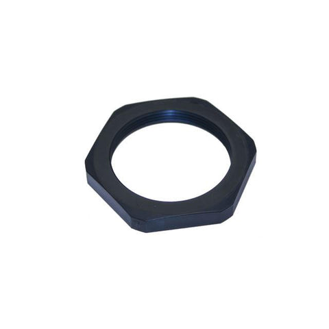 .75-NPT, Black, Plastic, Nut