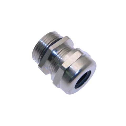 .75-NPT, Metal Gland, Nickel Plated Brass, 0.315 - 0.63