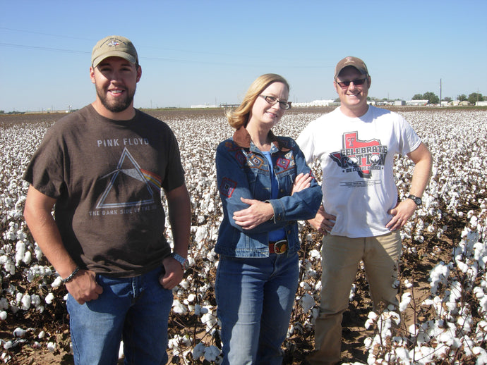 Promiscuous Plants and the Future of Organic Cotton