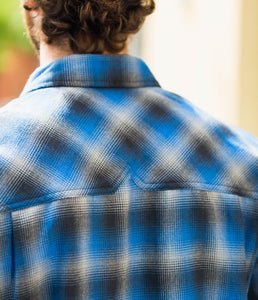 Merino Wool Plaid Shirt-Lodge Shirt-Icebreaker