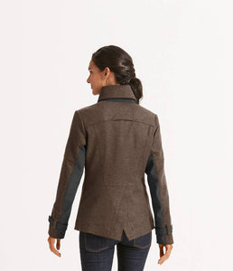 Transporter Wool Jacket-NAU