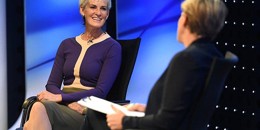 Judy Murray In New Season Anais Dress