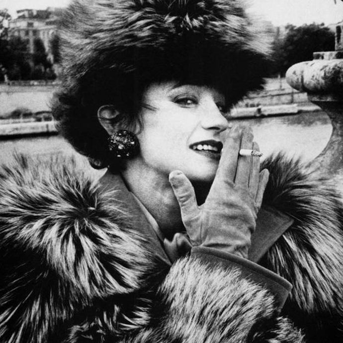 The impeccable style of Loulou de la Falaise