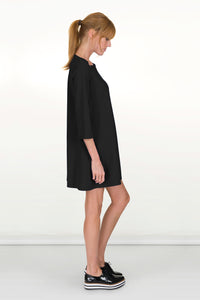 Martha Flared Tunic Dress