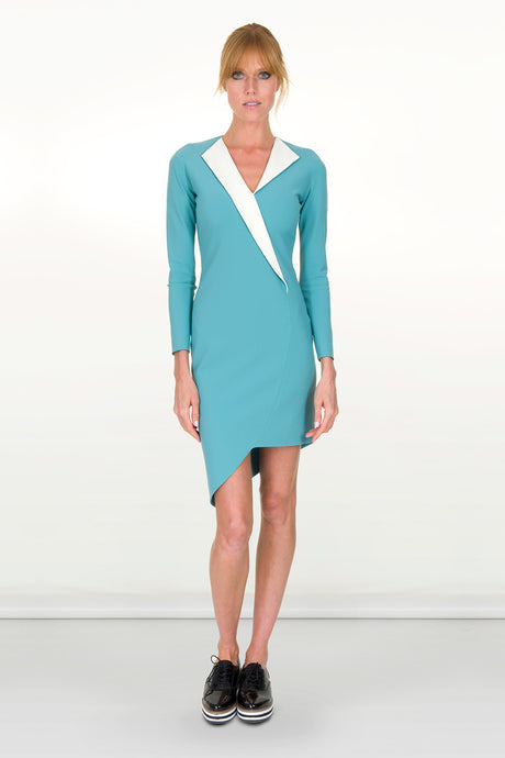 Dasha Asymmetrical Dress
