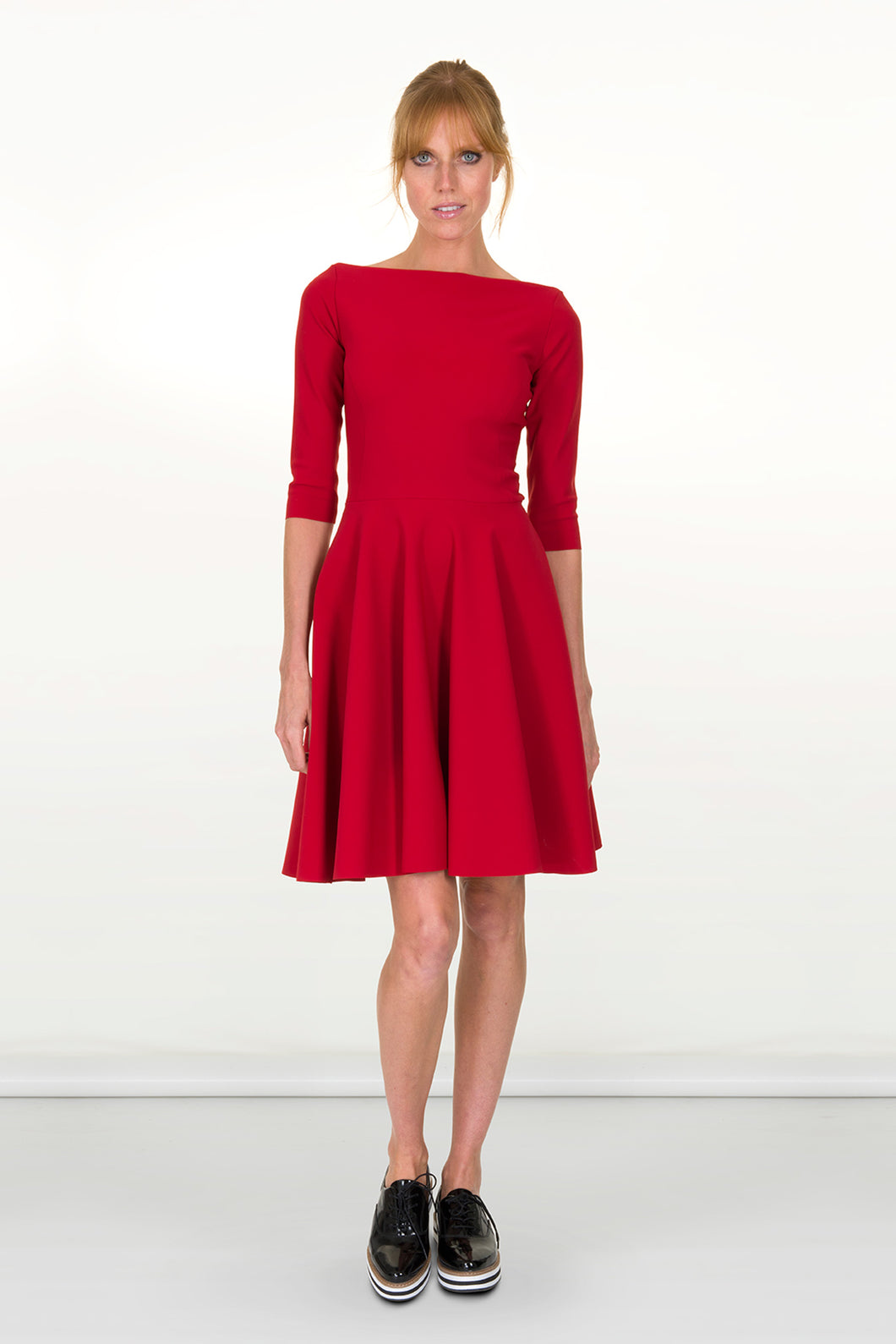 Danielle Flared Comfortable Dress