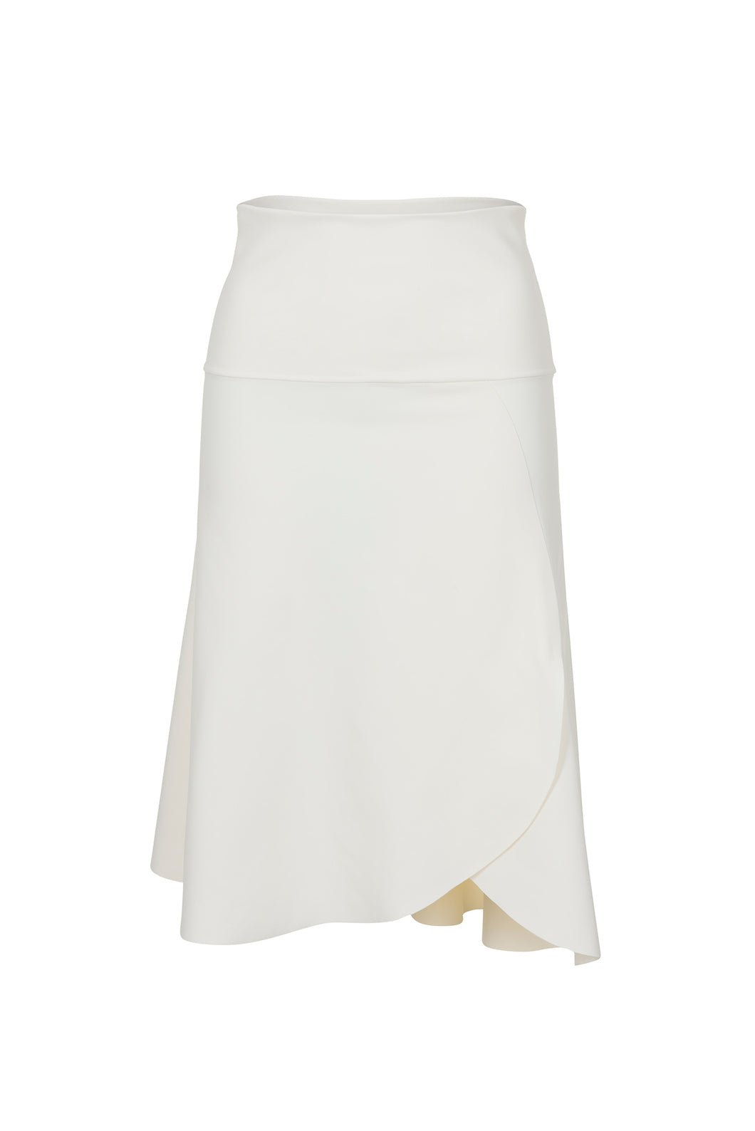 Ileana Reversible Bicolour Skirt