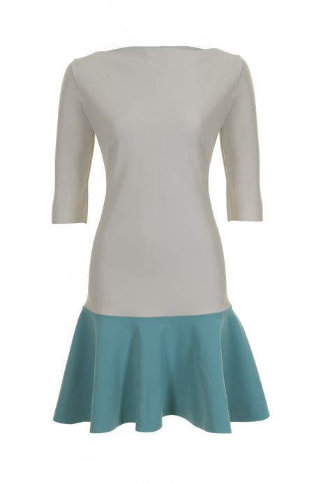 Jo Flared Skirt Sculpting Dress