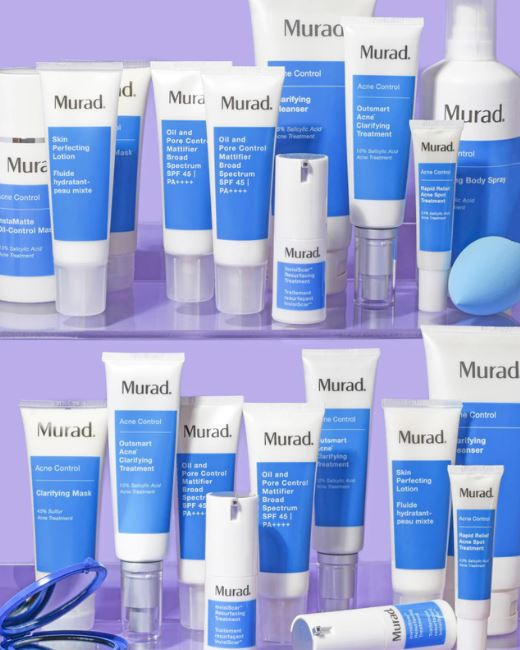 Murad - Acné - Clarifying Cleanser 200 ml - ebeauty mexico