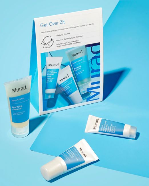 MURAD BLEMISH - KIT Get over zit / Kit anti-acné - ebeauty mexico