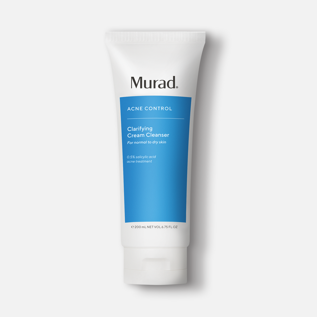 Murad -  Acné - Clarifying Cream Cleanser 200 ml - ebeauty
