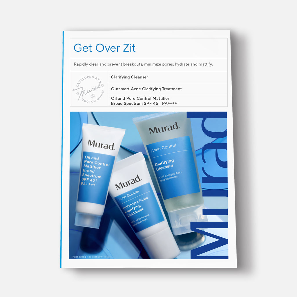 Murad - Acné - KIT Get over zit - ebeauty mexico