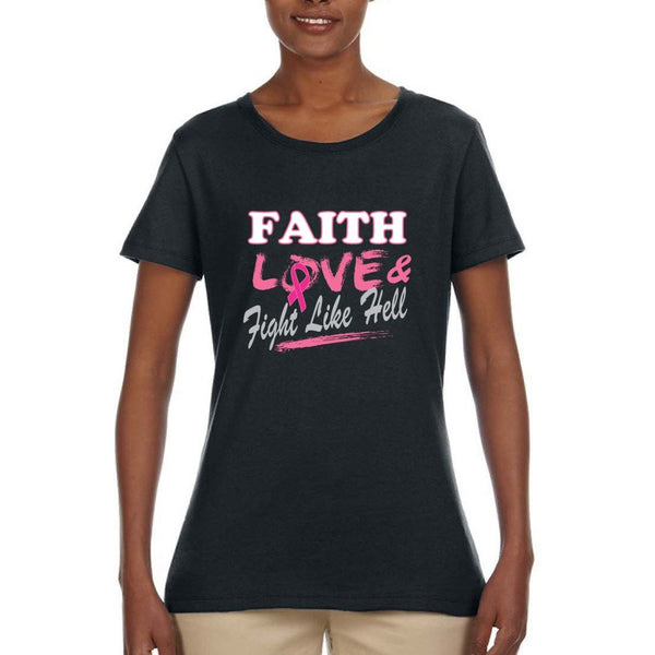 faith love and fight beast cancer