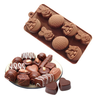 Chocolates ati rirọ candies