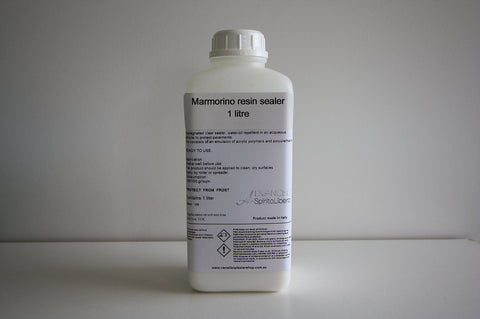 Marmorino Resin Sealer