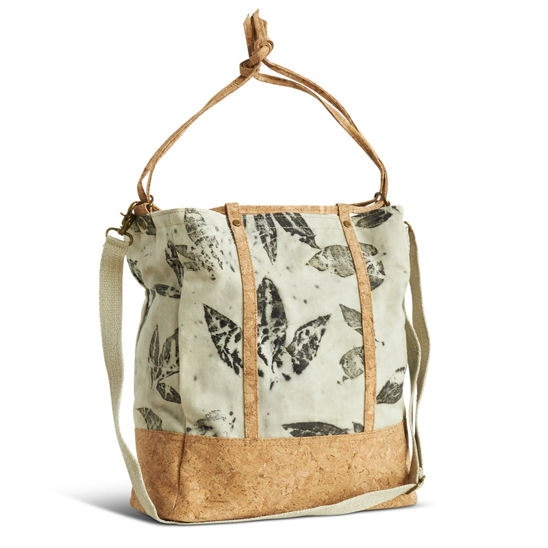 Transit Tote // Leaves Imprint
