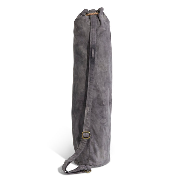 Vinyasa Mat Bag // Weathered Vintage Charcoal