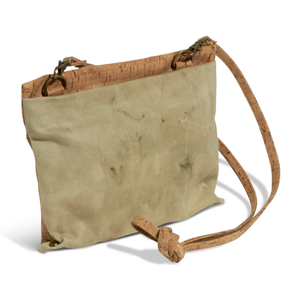 Passport Crossbody // Vintage Olive