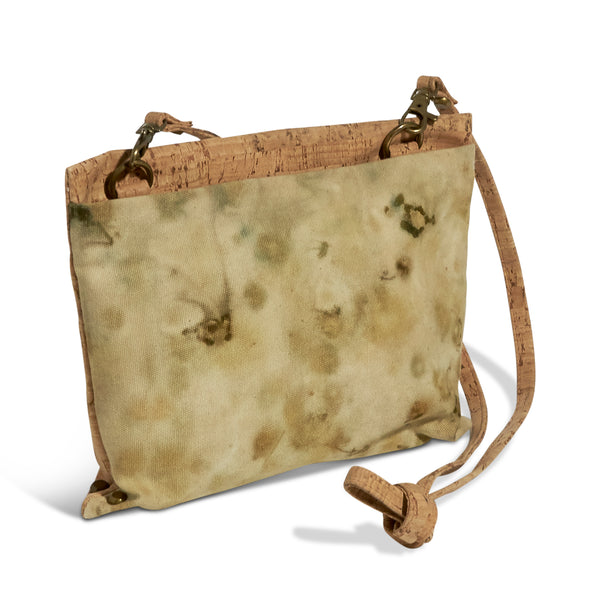 Passport Crossbody // Olive Marble
