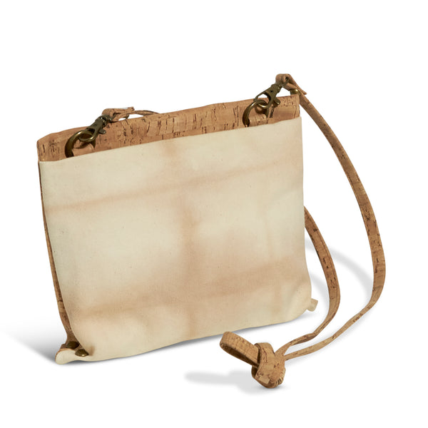 Passport Crossbody // Petal Shibori