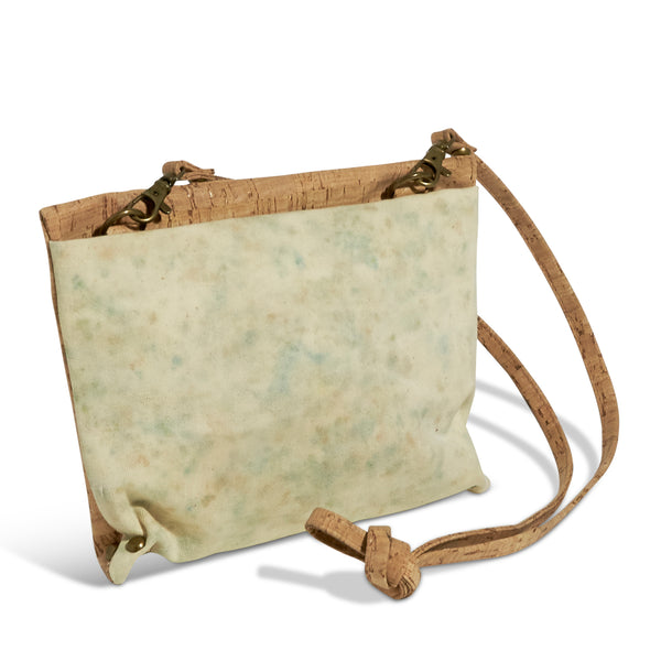 Passport Crossbody // Catnip Marble